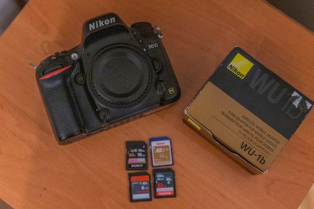 Nikon d610 stan bardzo dobry