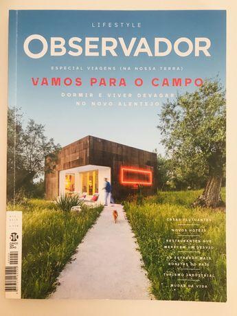 "Revista Observador N.4 ""Vamos para o Campo"""