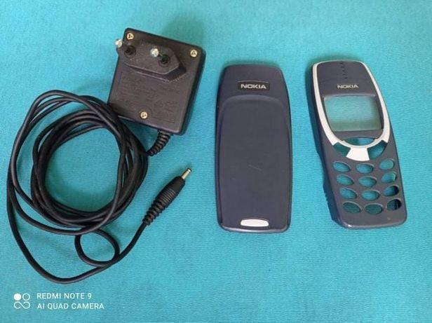 Obudowa + ładowarka Nokia 3310