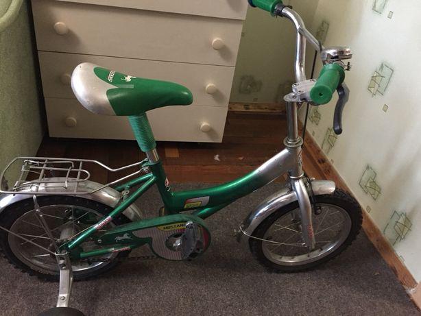 Продам велосипед детский 14'