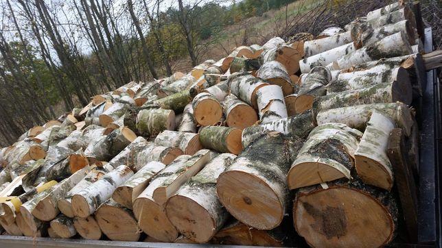 Tanie drewno opalowe oraz transport gratis