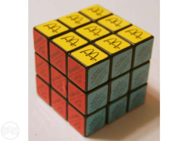 Coleção Cubos Mágicos / Rubik