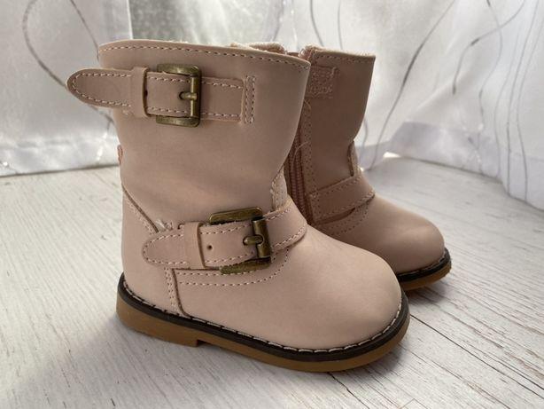Детские ботинки H&M