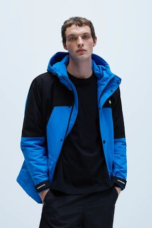 Новая мужская куртка  парка zara зара