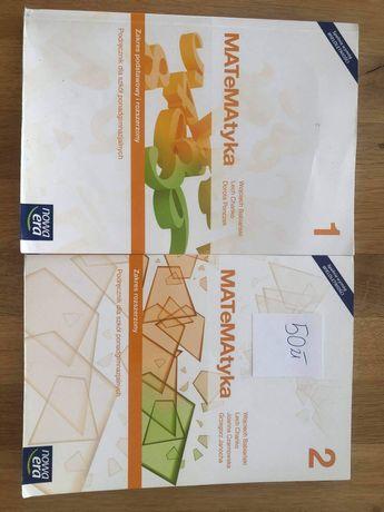 Podręczniki dla szkół ponadgimnazjalnych matematyka 1 i 2