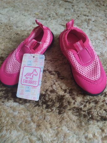 Детская Аква обувь для девочки S(5-6)