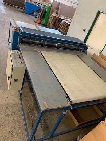maszyna do produkcji kartonów