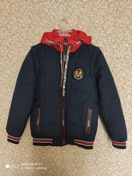 Куртка на мальчика Херсон - изображение 1