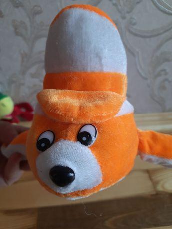 Мягкая игрушка самолет