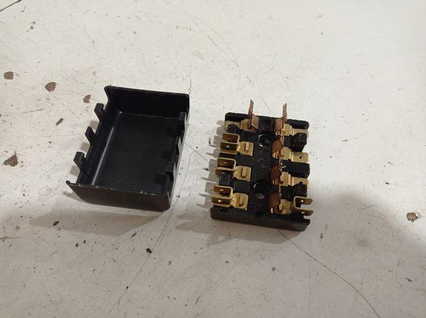 Orginal DDR puszka prądowa MZ ETZ 250 150 instalacja elektryczna