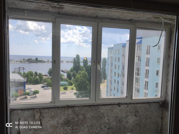 Продам балкон металл пластик бу
