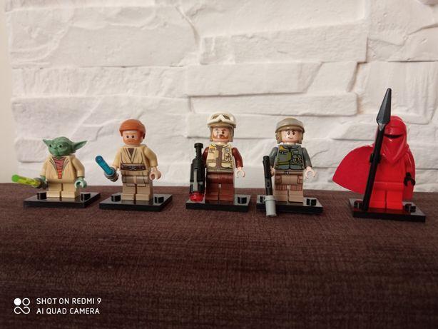 Figurki Star Wars w pełni kompatybilne z LEGO - klocki
