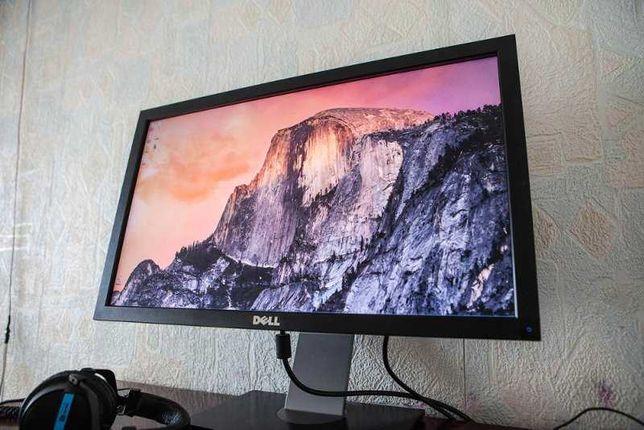 27' IPS DELL FlickerFree U2711 LED/ОБМЕН на 4К(4K) монитор/или на ЗАПЧ