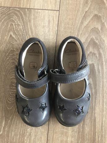 Clark's туфельки