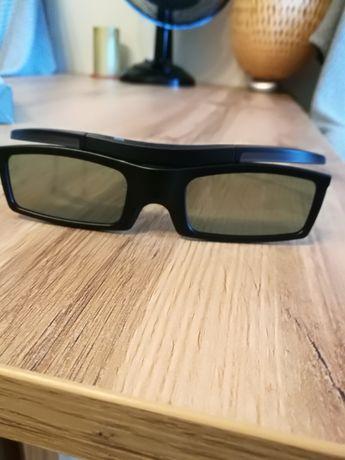 Okulary 3D nowe - 3 pary