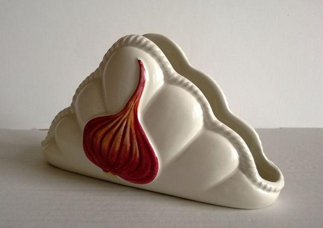 Serwetnik porcelana Bassano Włochy
