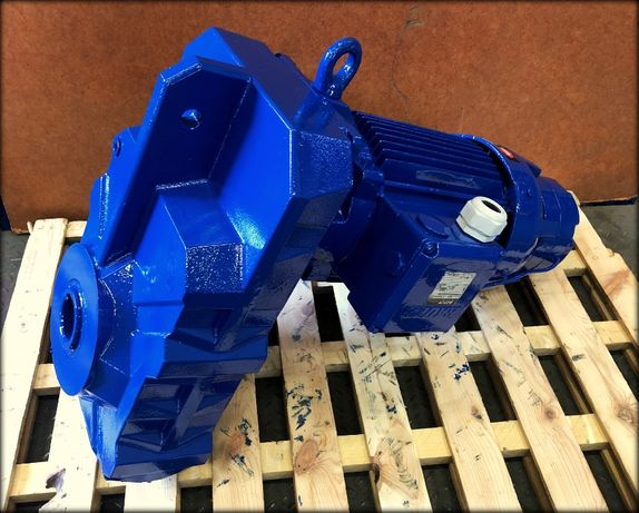 motoreduktor / przekładnia 9,5kW 57obr. BAUER