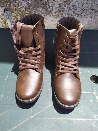 Vendo botas baratas