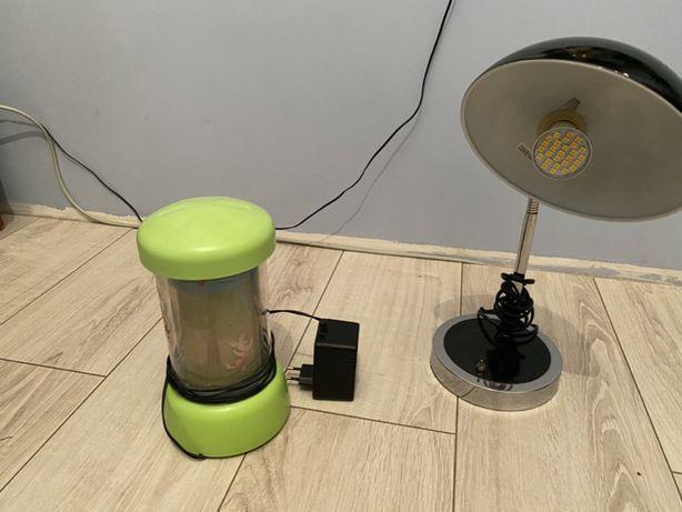 Zestaw 2 lampek stołowych