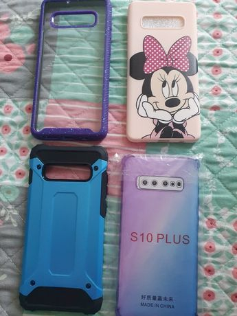Capas samsung  galaxy S10 plus
