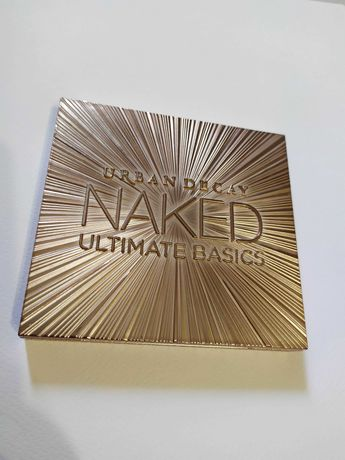 Тени, набор Urbandecay naked ultimate basics, привезли из Англии