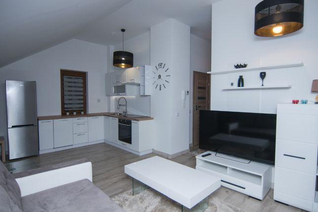 Apartament mieszkanie 44m2 + dwa tarasy - niskie opłaty