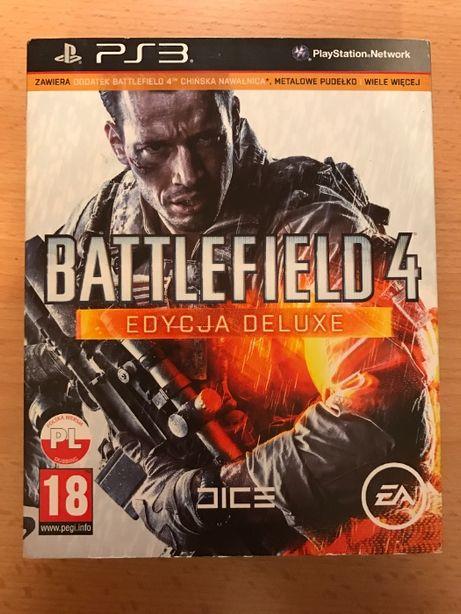 Battlefield 4 Edycja Deluxe na ps3 możliwość wysyłki
