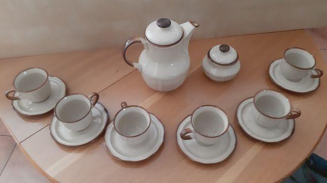 Zestaw do kawy/herbaty. Porcelit Pruszków
