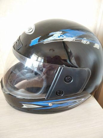 Шлем мотоцикл скутер новый