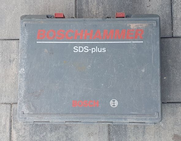 Walizka BOSCH SDS-plus