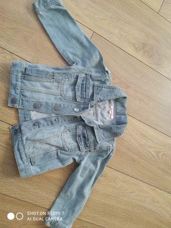 Kurtka jeansowa, katana 98-104