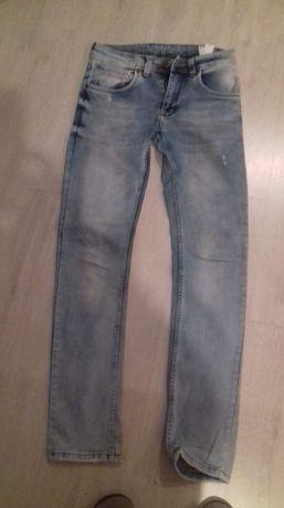 Spodnie męskie mlodziezowe