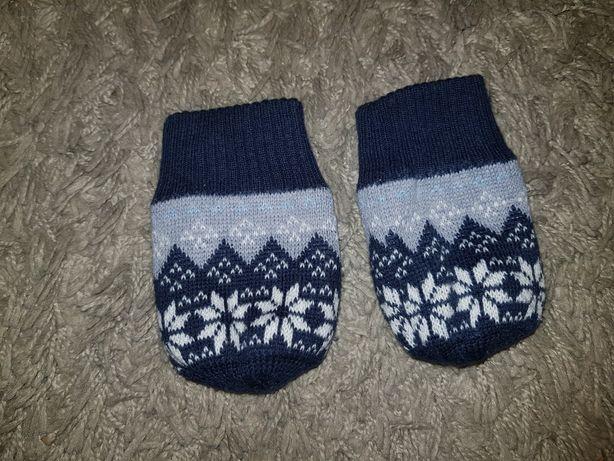 Rękawiczki dla chłopca Reserved Kids