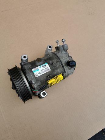 Kompresor sprężarka klimatyzacji 1.6 thp 150 km Peugeot 207 citroen