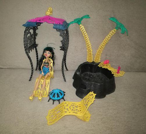 Monster High zestaw