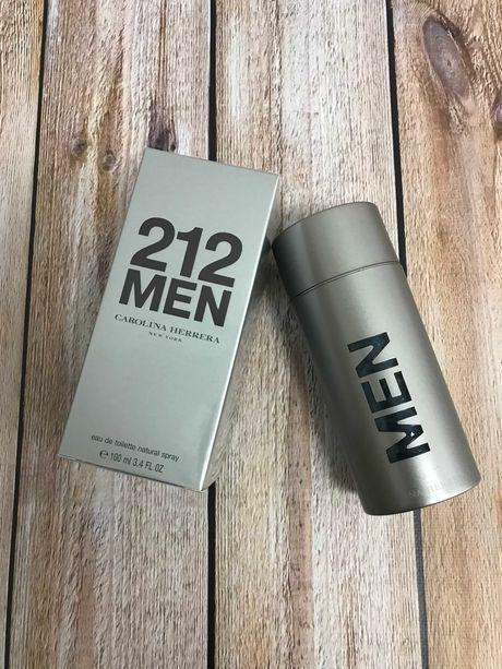 Мужские духи туалетная вода парфюм Carolina Herrera 212 Men EDT 100 ml