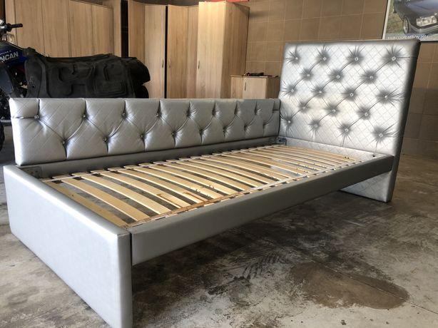 Łóżko tapicerowane 90x180