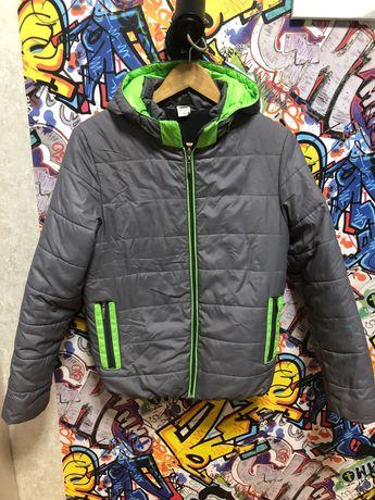 Куртка на хлопчика осінь/весна