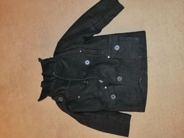 Płaszczyk kurtka elegant garnitur maryna chłopięca Reserved 92 rozmiar