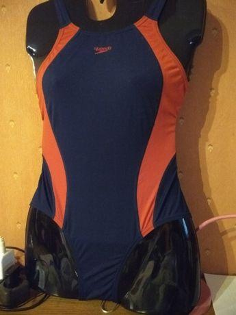 Kostium pływacki do wody chlorowanej endurance aqua fitness