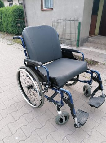 Pilne! Nowy Wózek inwalidzki Vermeiren V300 Xl wzmocniony