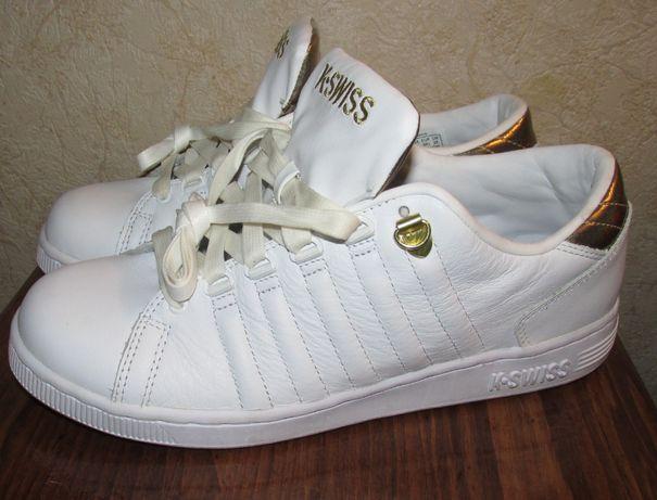 Продам шикарные кроссовки k-swees 39 размера, стелька 25,5см Оригинал