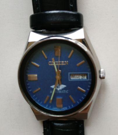Zegarek męski, mechaniczny automat Citizen .