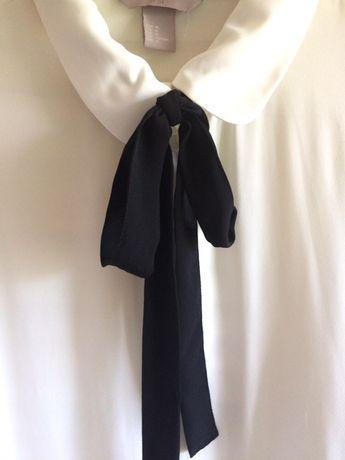 Biała bluzka H&M r 48