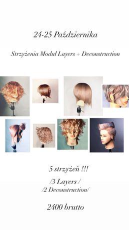 Szkolenie dla fryzjerów / moduł ze strzyżeń