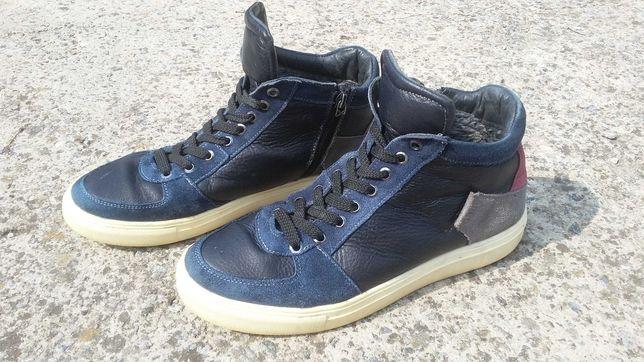 Ботинки зимние 40 размер