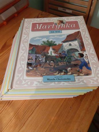 """Okazja """"Martynka"""" zestaw 14 szt, Książka, książki dla dzieci."""