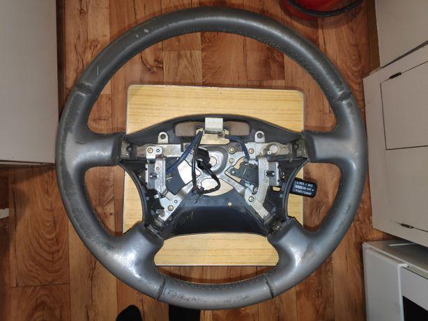 Руль, рулевое колесо Toyota Land Cruiser 100, тойота ленд крузер 100
