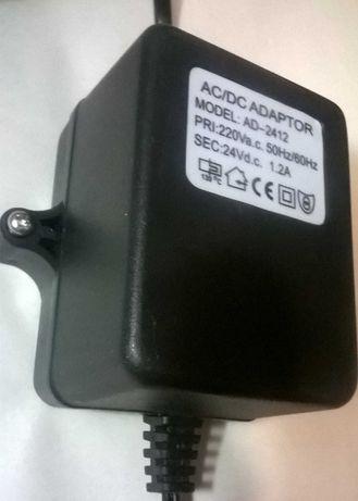 Transformador 220v 230v 240v para 24V 1.2A AC DC