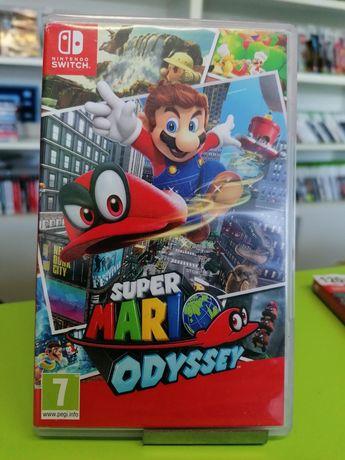 Super Mario Odyssey Nintendo Switch Sklep
